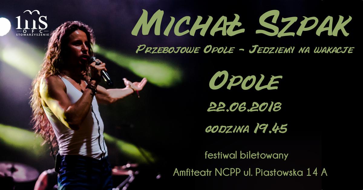 """Festiwal """"Przebojowe Opole - Jedziemy na wakacje"""""""